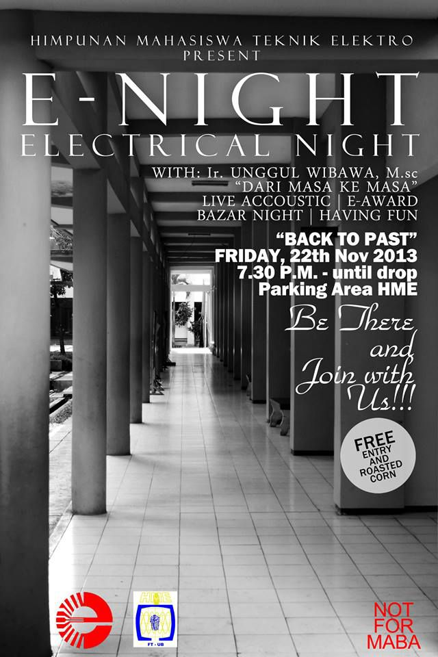 E-Night ( Electrical Night)