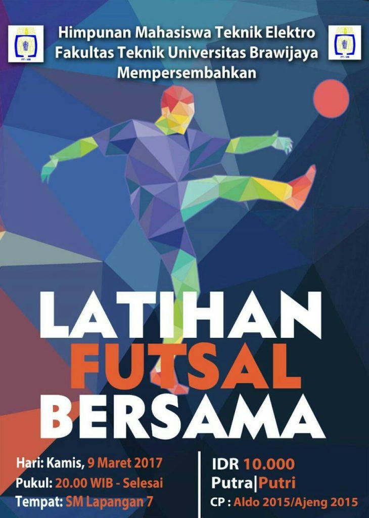 Futsal Rutin